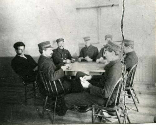 Life Saving Crew 10 Playing Cards